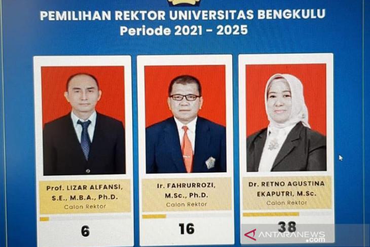 Retno Agustina rektor perempuan pertama Universitas Bengkulu