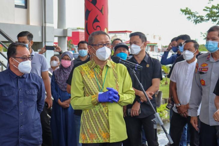 Gubernur Kalbar sampaikan duka mendalam wafatnya Wabup Sintang