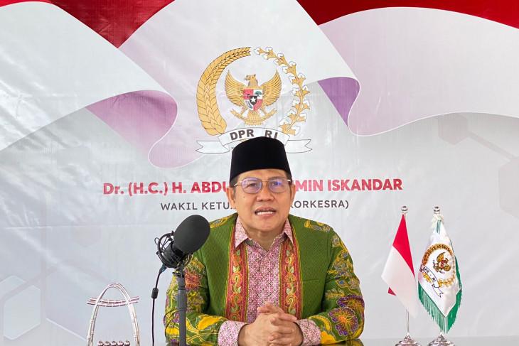 Muhaimin Iskandar minta pemerintah menghapus aplikasi
