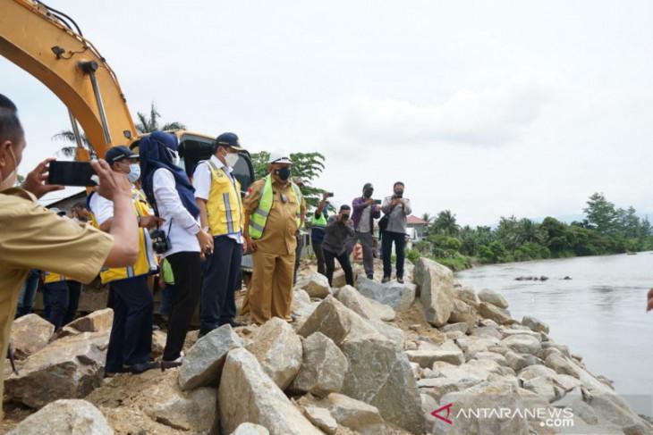 Gubernur : penanganan banjir di Kota Gorontalo masih ada kendala