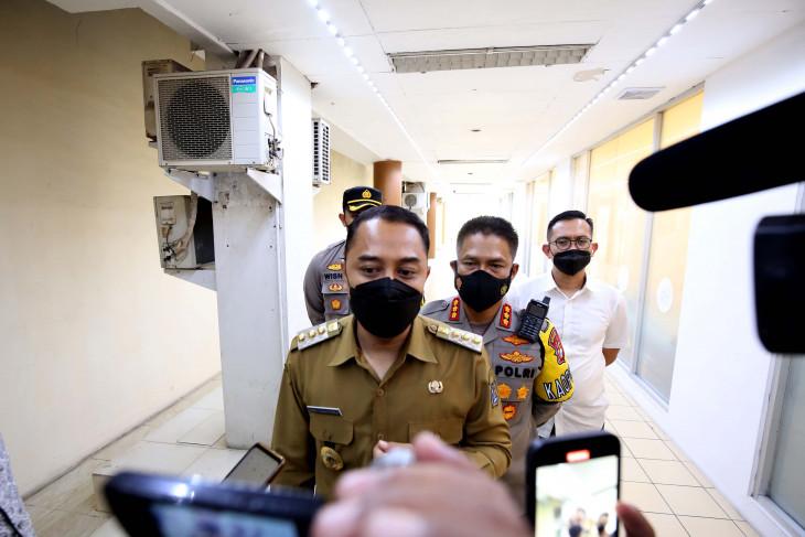 Wali Kota Surabaya kirim nakes ke Sidoarjo bantu percepatan vaksinasi aglomerasi