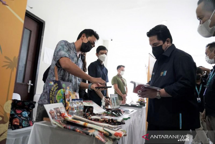 Minister asks Bali entrepreneurs to prepare for post-COVID-19 revival