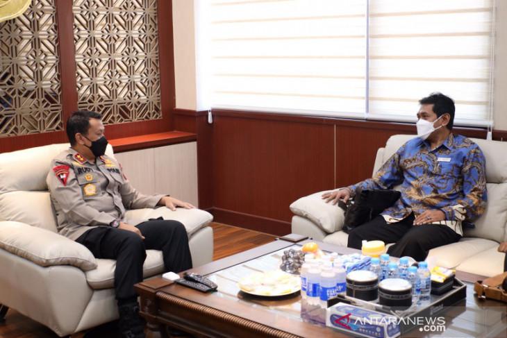 Kepala Ombudsman RI apresasi Kapolda Banten dalam tangani Covid-19