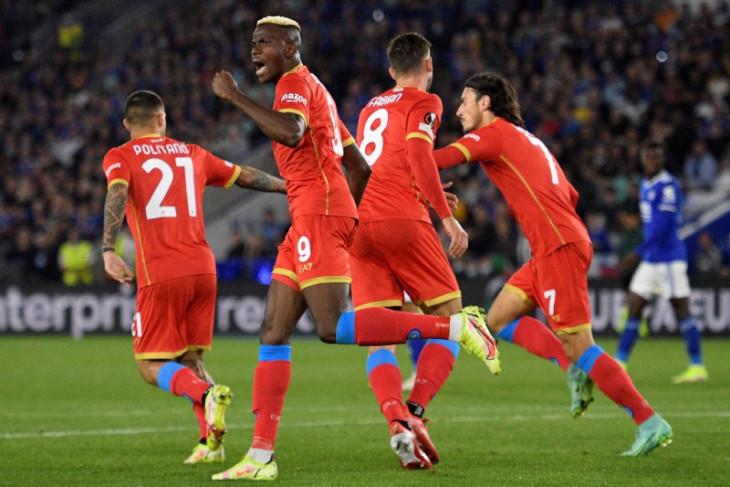 Napoli lanjutkan awal sempurna setelah bantai Udinese 4-0