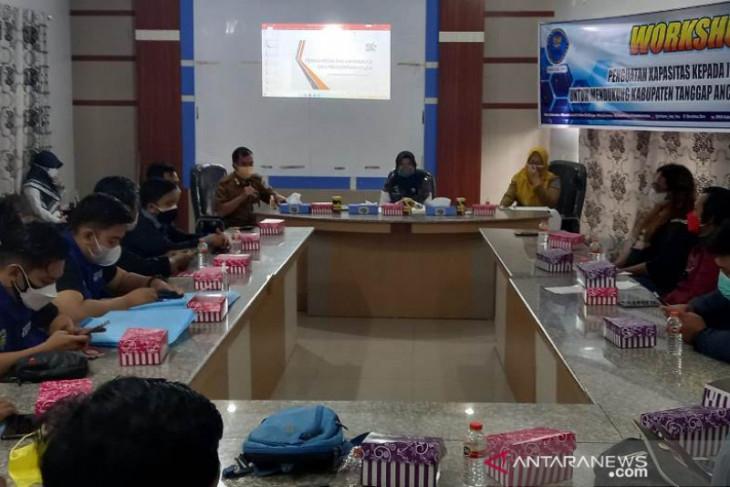 Workshop BNNK HSS penguatan kapasitas insan media dan KNPI dukung KOTAN