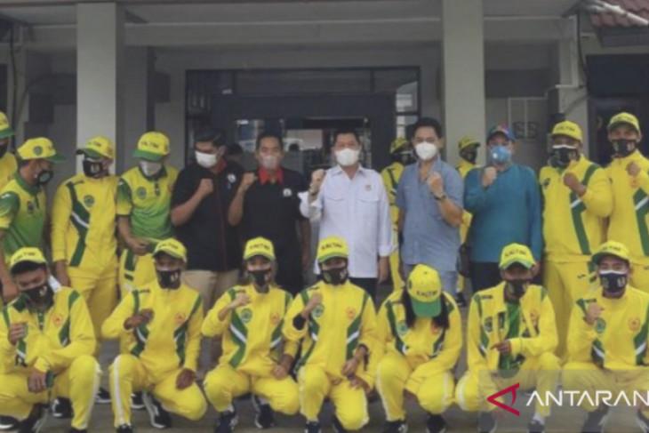 KONI Kaltim janjikan Rp25 juta untuk peraih emas PON Papua