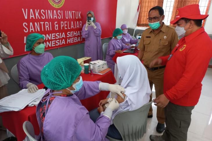 BIN percepat vaksinasi pelajar di Sumut dukung pembelajaran tatap muka