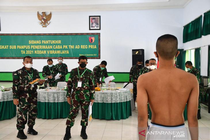 Pangdam Brawijaya : Utamakan kualitas di Pantukhir Caba