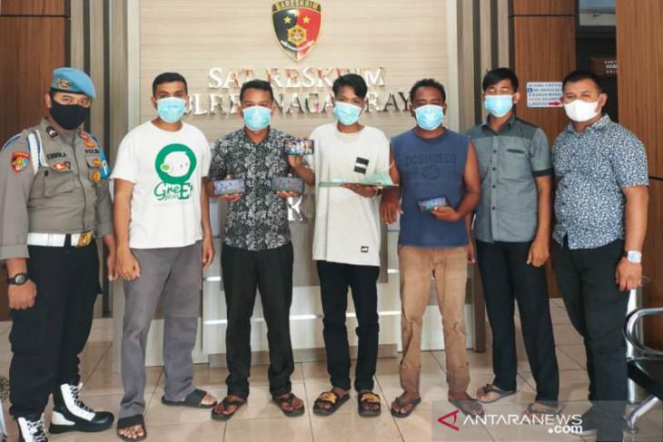 Lima warga Nagan Raya ditangkap terkait judi chip Higgs Domino