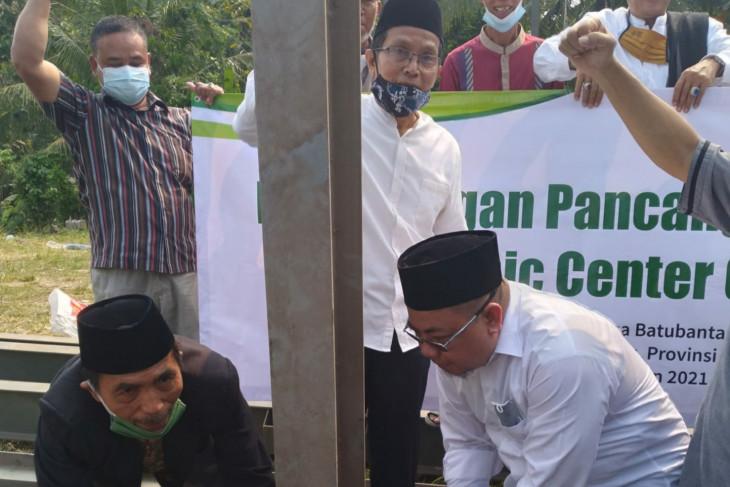 Segera berdiri, Islamic Center di Cihideung Pandeglang