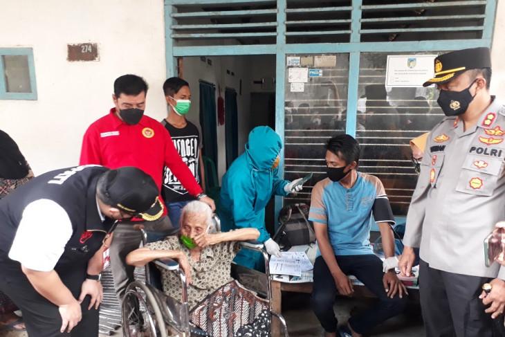 Vaksinasi pelajar dan masyarakat Kediri, BIN Daerah Jatim kirim 12 ribu dosis vaksin