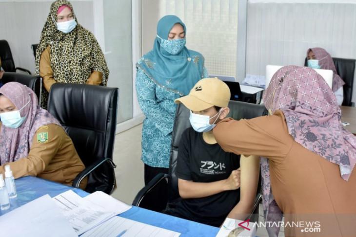 PKK gelar vaksinasi bagi warga Sabang