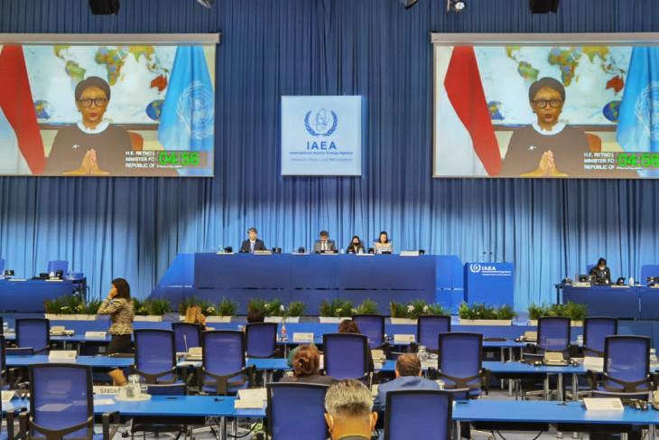 Indonesia serukan penggunaan nuklir untuk tujuan damai, bukan senjata yang mengerikan
