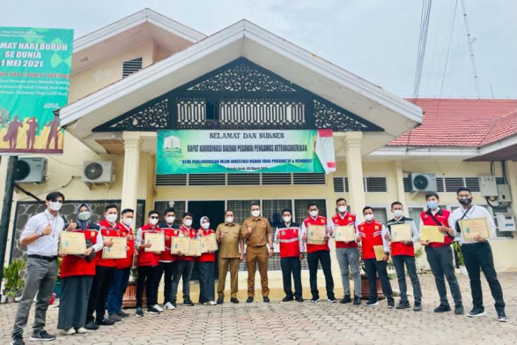 PLN UIW Aceh raih penghargaan Zero Accident
