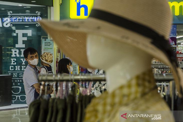 Aturan anak di bawah umur masuk mal di Bandung