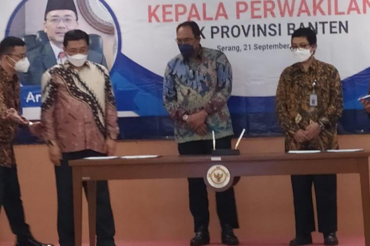 BPK apresiasi raihan WTP laporan keuangan 2020 pemda di Banten