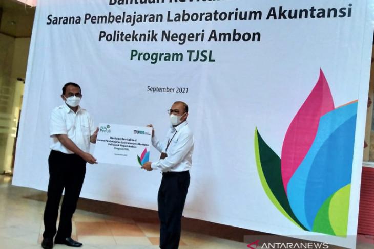 Mercy Barends dukung revitalisasi laboratorium Politeknik Ambon manfaatkan seoptimalnya