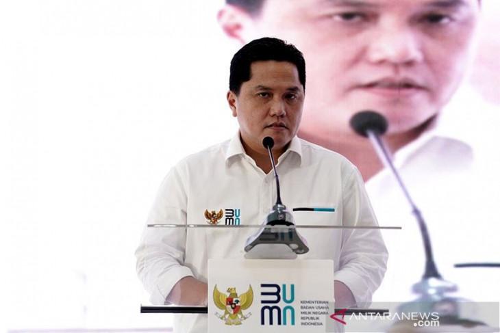 Erick Thohir: PTPN dan KS bukti nyata perubahan yang dilakukan BUMN