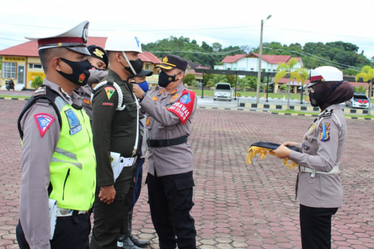Wujudkan Kamseltibcarlantas, ini yang dilakukan Polres Aceh Jaya