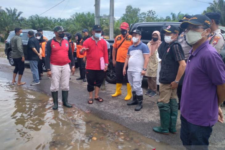 Banjir rendam 108 rumah di Mukomuko mulai surut