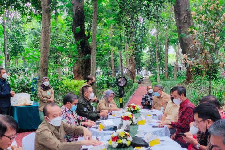 Wamen KLHK apresiasi rencana road map penyelesaian konflik lahan di Provinsi Jambi