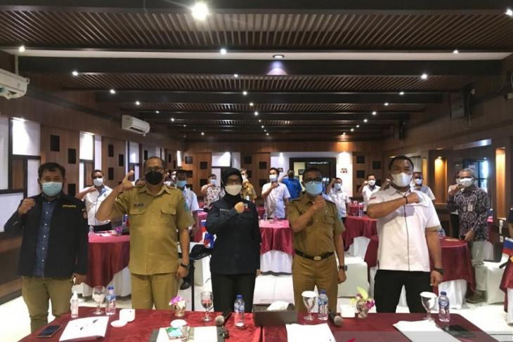 BNN Simalungun konsolidasi ancaman narkoba pada sektor kelembagaan
