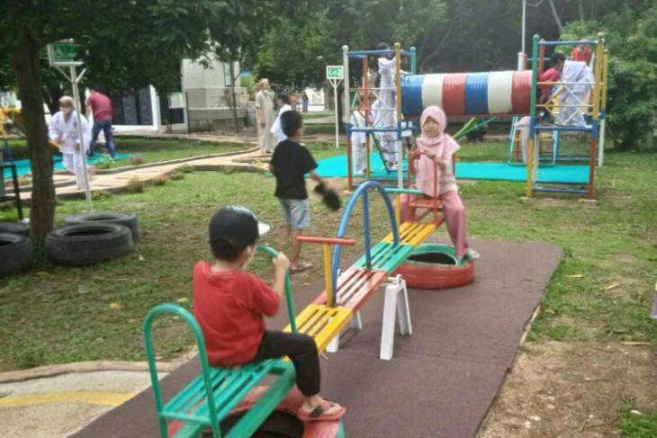 Program MRA bikin anak betah di mesjid