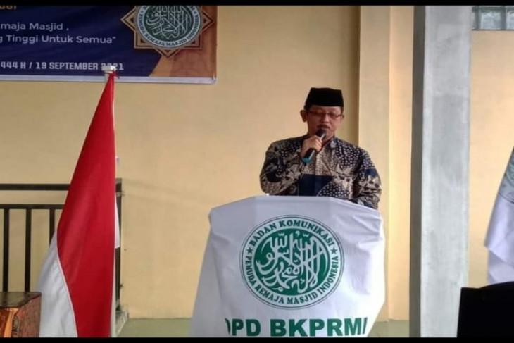 Wakil Wali Kota Tebing Tinggi buka Musda BKPRMI