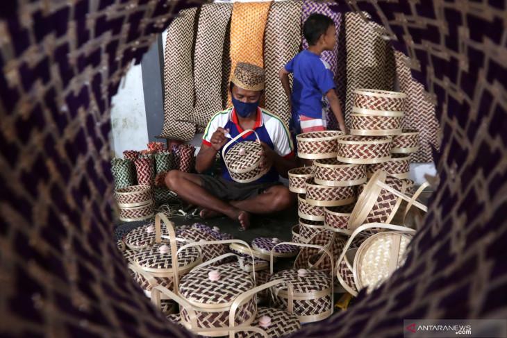 Kerajinan Bambu Banyuwangi