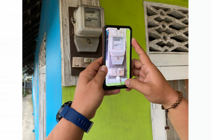 Sosialisasi fitur swadaya catat meter pada aplikasi New PLN Mobile