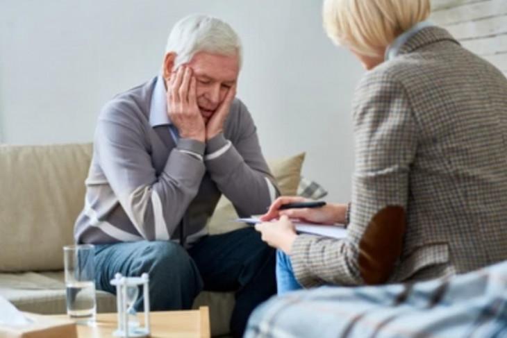 Gangguan tidur pada lansia bisa picu depresi