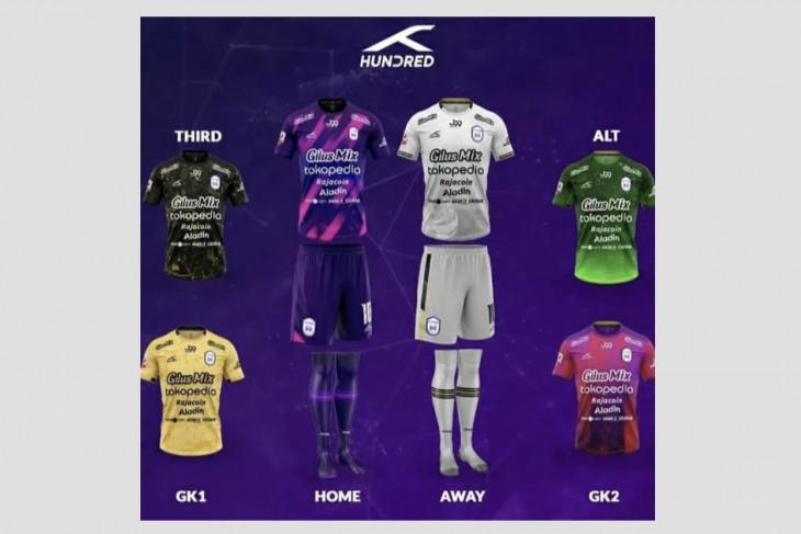 Liga 2 Indonesia: RANS Cilegon FC siap arungi Liga 2 2021 dengan seragam baru