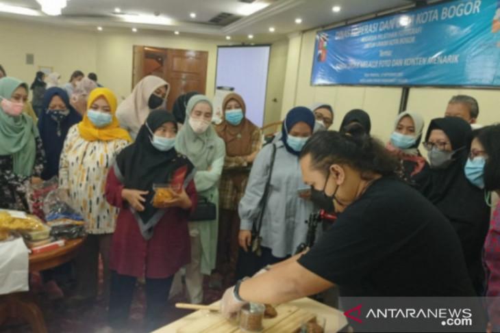 Banpres produktif Kota Bogor telah tersalurkan bagi 88.798 usaha mikro