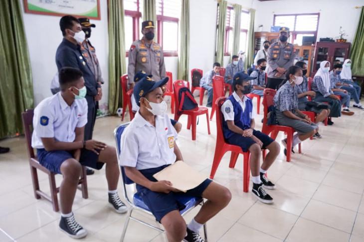 Sekitar 48 persen anak di Malut telah jalani vaksinasi COVID-19 intensifkan sosialisasi