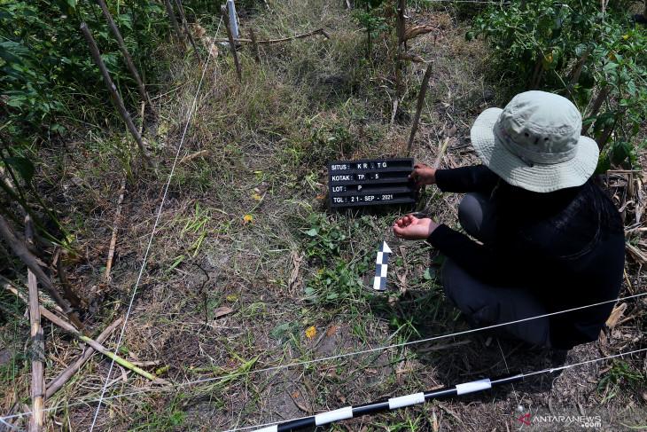 Ekskavasi Temuan Objek Diduga Cagar Budaya di Blitar