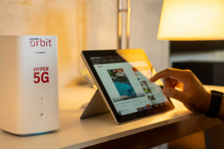 Telkomsel Orbit 5G Hadirkan Ragam Ekstra Keuntungan untuk Pengalaman Internet Rumahan Berteknologi Terdepan