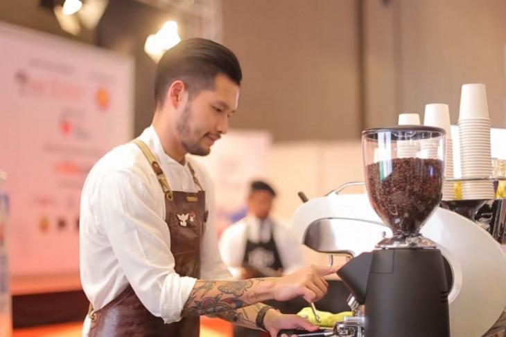 Pameran Food & Hotel Indonesia (FHI) resmi dibuka