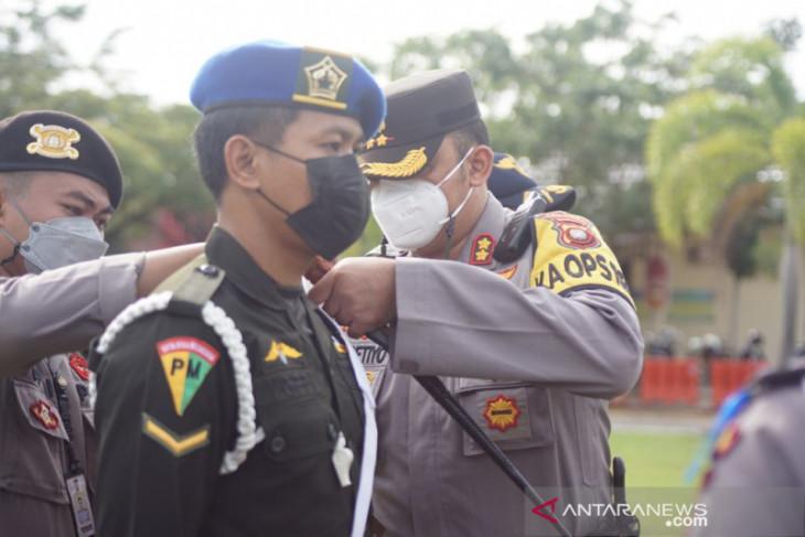 Polres Singkawang fokuskan penerapan prokes pada Operasi Patuh Kapuas 2021