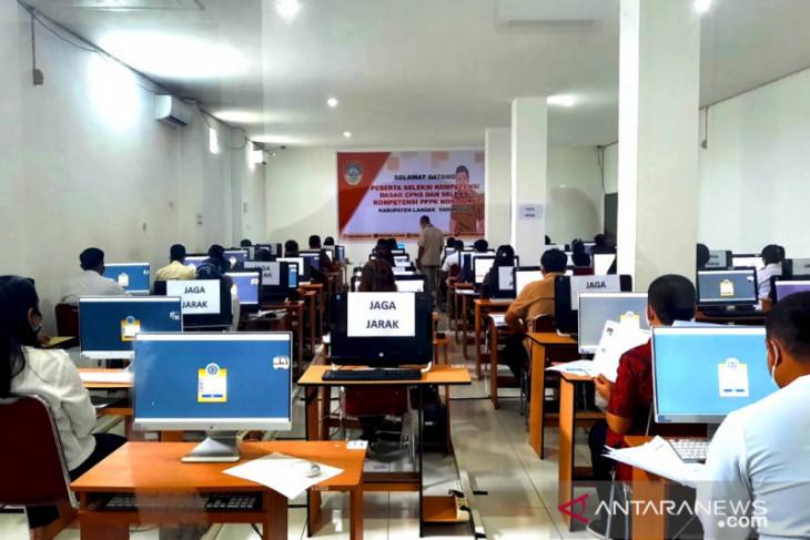 Pelaksanaan SKD CPNS Landak ditunda karena gangguan jaringan internet