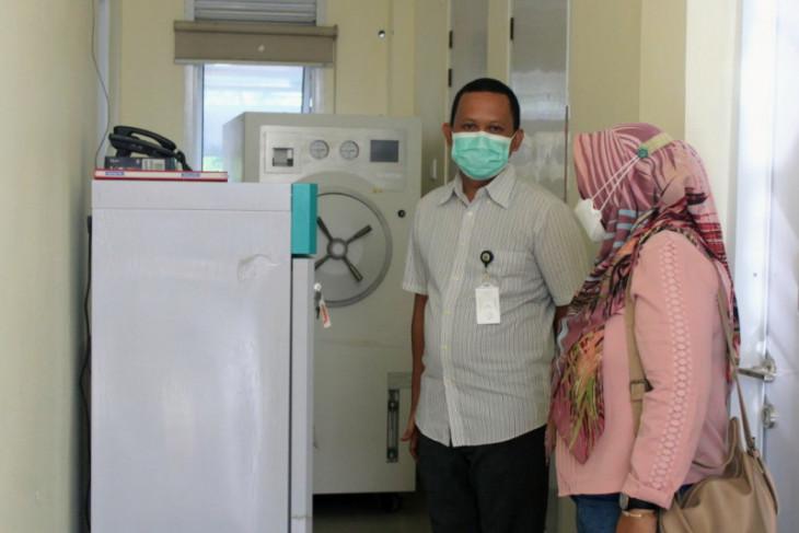 RSUD Kayong Utara sediakan alat tes PCR jenis IIPCR terbaru