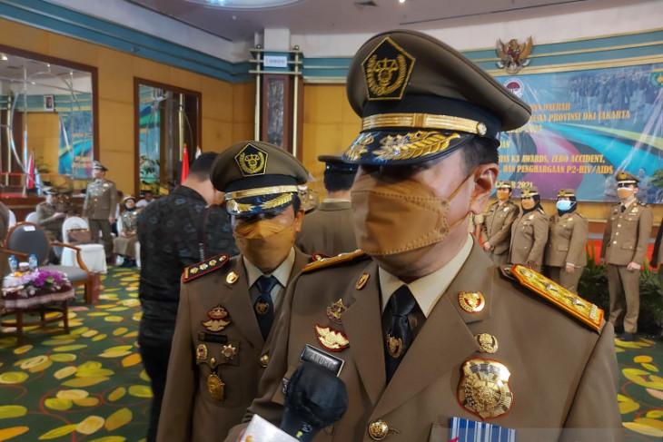 DKI Jakarta uji coba perusahaan esensial terapkan WFO 100 persen