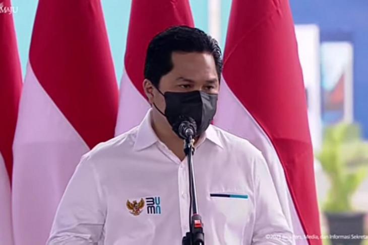 Minister lauds Krakatau Steel for booking Rp800 bln in profit
