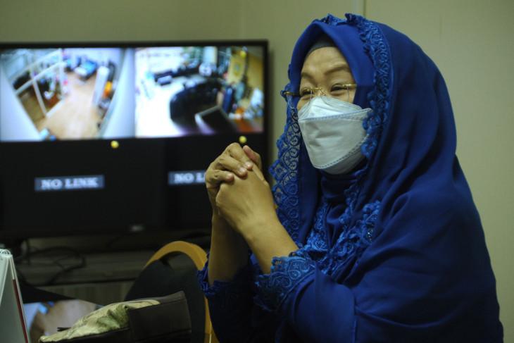 300 nakes Surabaya diperbantukan untuk percepatan vaksinasi di Sidoarjo