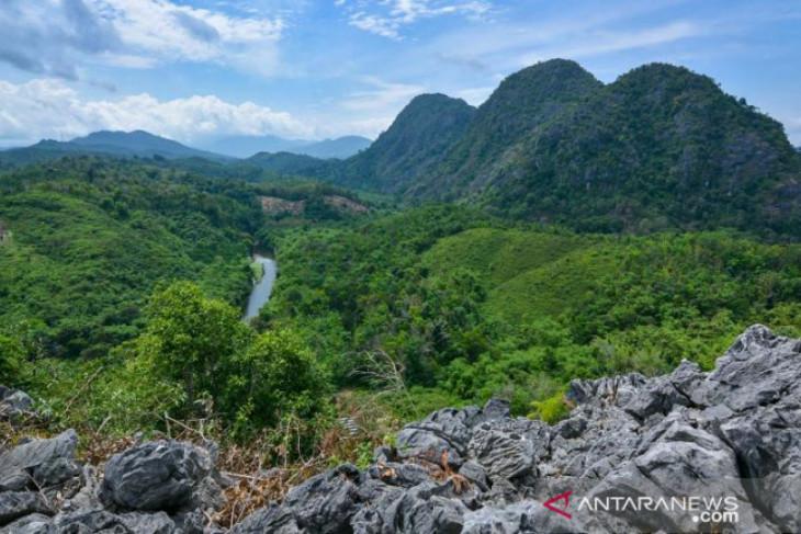 Meratus meets criteria to gain UNESCO Global Geopark status: geologist