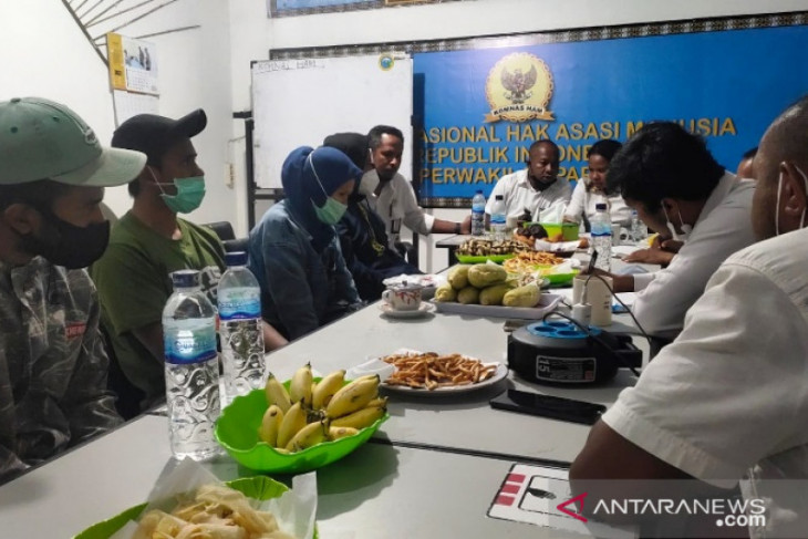 Nakes korban KKB Kiwirok mengadu ke Komnas HAM