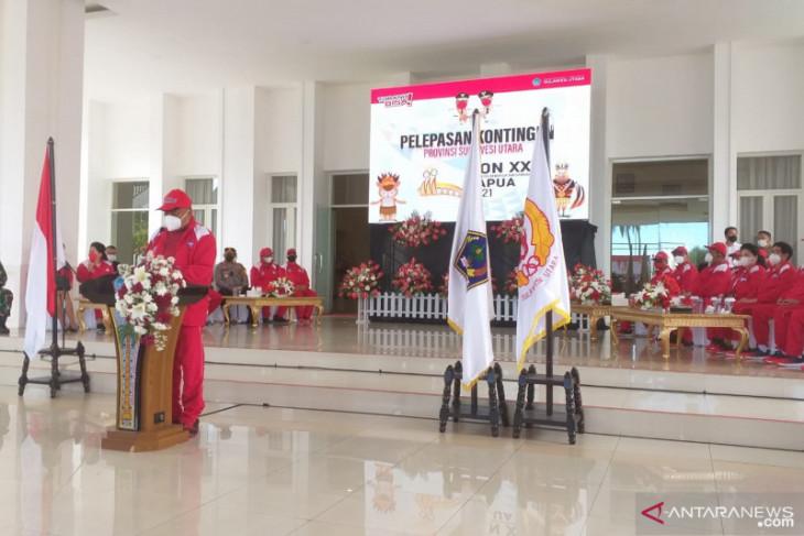 Gubernur Sulut targetkan enam medali emas di PON Papua