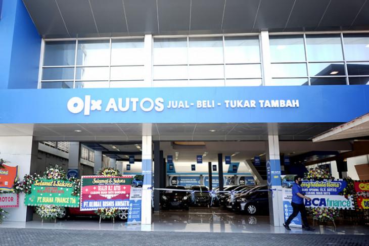 OLX buka dua toko jual beli mobil  di Bandung