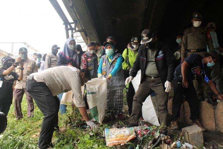 Aksi Pilah Sampah World Cleanup Day Jambi dorong warga bijak kelola sampah