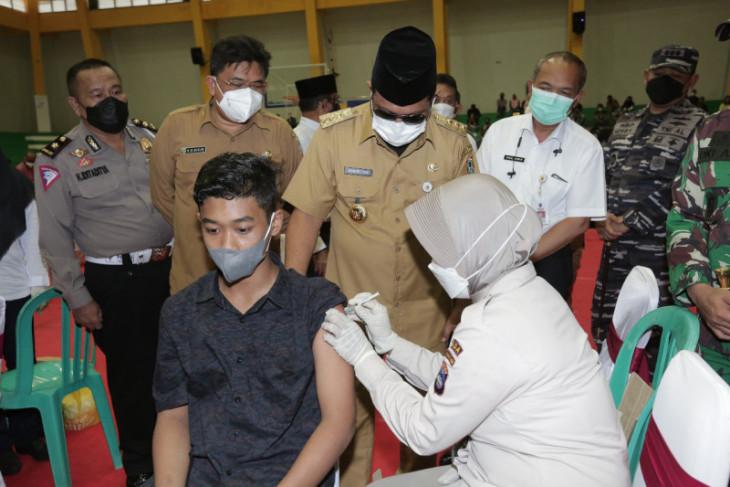 Gubernur Kalsel dorong percepatan  vaksinasi