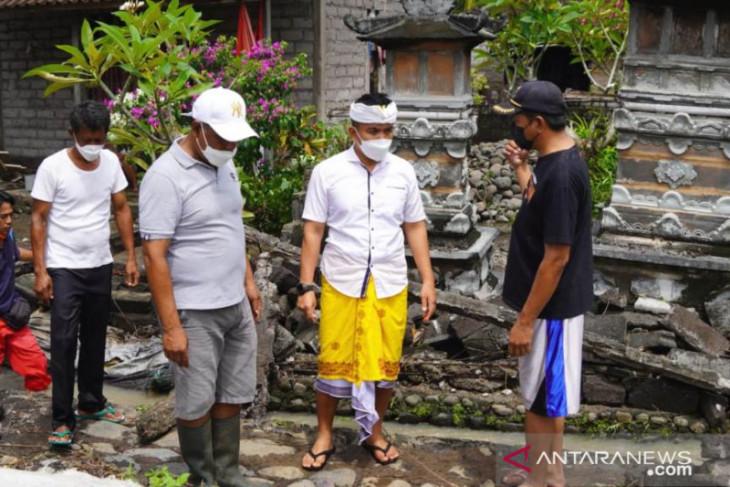Jembrana dilanda bencana banjir dan tanah longsor